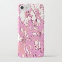 daisy iPhone & iPod Cases featuring Daisy  by Saundra Myles