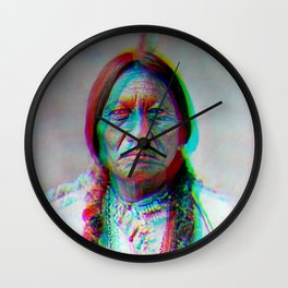 relief.  Wall Clock