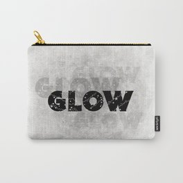 Glow (achro) Carry-All Pouch