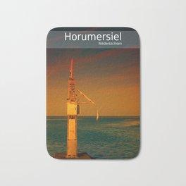 D - Niedersachsen : Horumersiel Bath Mat