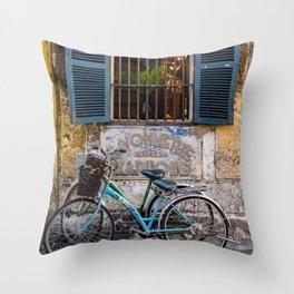 Hoi An - The Yellow City Throw Pillow