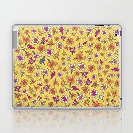BP 41 Flowers Laptop & iPad Skin
