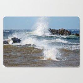 Surf's Spray Cutting Board