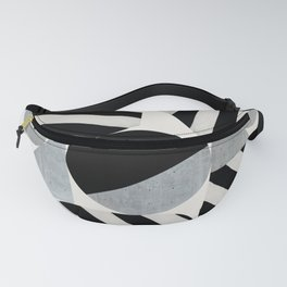 Abstraction_Geometric_SHAPES Fanny Pack