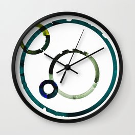 aRound Wall Clock