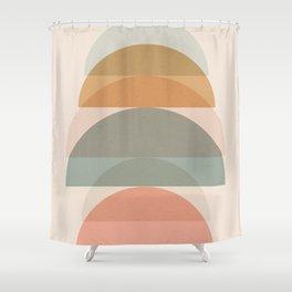 Geometric 01 Shower Curtain