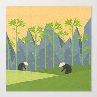 vietnam Canvas Prints featuring Vietnam by Imagonarium