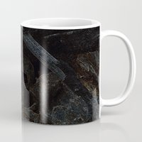 celtic Mugs featuring Celtic by Derek Moffat
