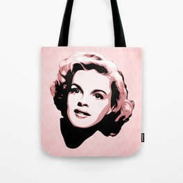 Judy Garland - Pop Art Tote Bag