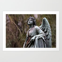Angel | Engel Art Print