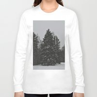 narnia Long Sleeve T-shirts featuring C.S. Lewis by Floortje