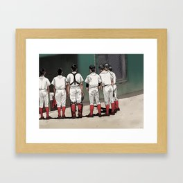 chutairen Framed Art Print