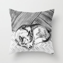 Nikko Throw Pillow