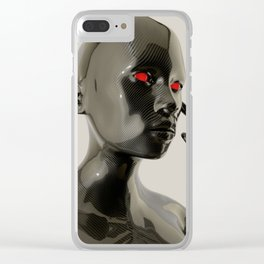 T4001e (Codename Celle) Clear iPhone Case