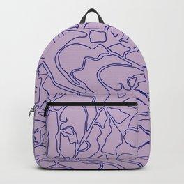 Pastel Pattern II Backpack