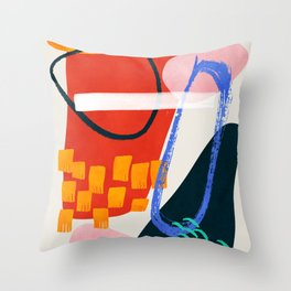 Mura Throw Pillow