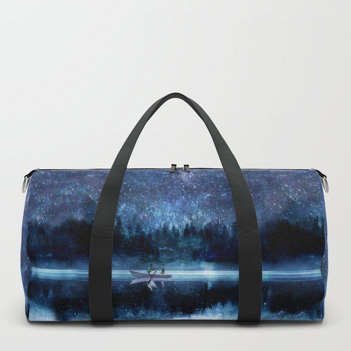 Night Sky Duffle Bag