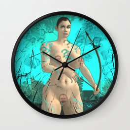 Questions to Mark Wall Clock