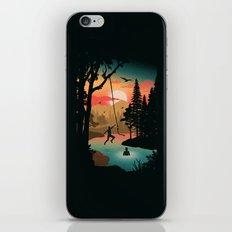Swing Away iPhone & iPod Skin