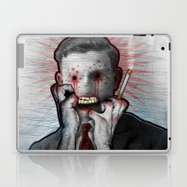 """""""At Least He's Not Drinking"""" Laptop & iPad Skin"""