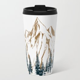 mountain # 4 Travel Mug