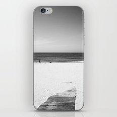 Toora Beach Black and White iPhone & iPod Skin