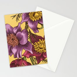Floraldesign #005 Stationery Cards