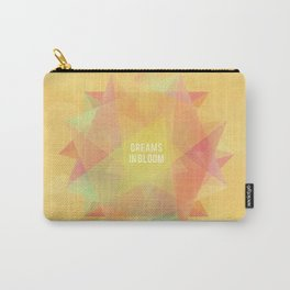 Dreams in bloom Carry-All Pouch