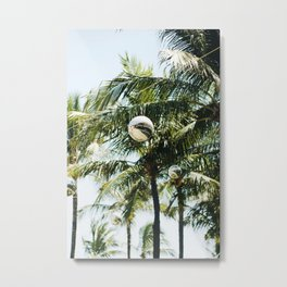 Bali Disco Metal Print