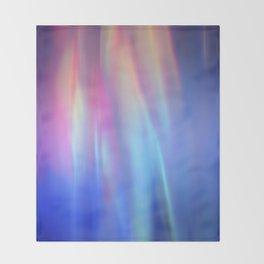 Heavenly lights in water of Life-3 Throw Blanket