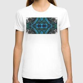 Patterned Art Prints - Cool Change - By Sharon Cummings T-shirt