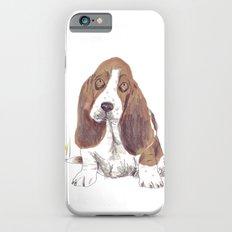 Basset Hound Slim Case iPhone 6s