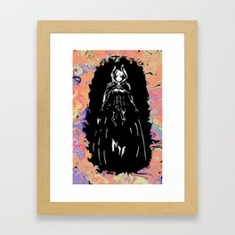 Made In Abyss Ozen Framed Art Print
