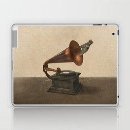 Vintage Songbird - colour option Laptop & iPad Skin