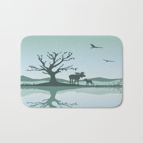 My Nature Collection No. 37 Bath Mat