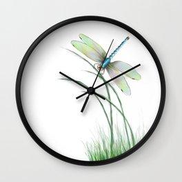 Peaceful Pause Wall Clock