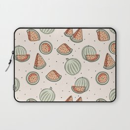 Watermelon Seamless Pattern Laptop Sleeve