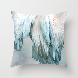Of All My Days Throw Pillow