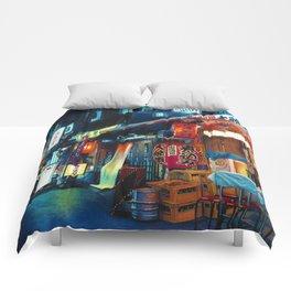 By Lantern Light Comforters