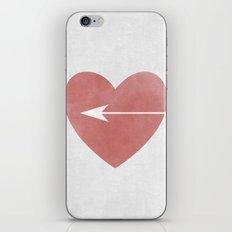 half of me iPhone & iPod Skin
