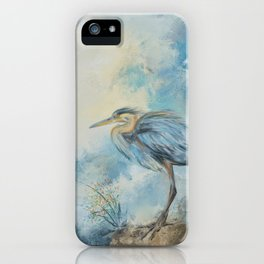 Shore Bird 8664 iPhone Case