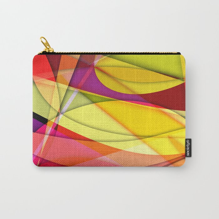 Abstract #367 Carry-All Pouch