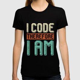 Programming Programmer Coder Nerd T-shirt