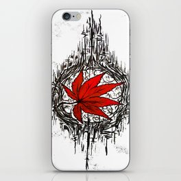 Tribe Maple iPhone Skin