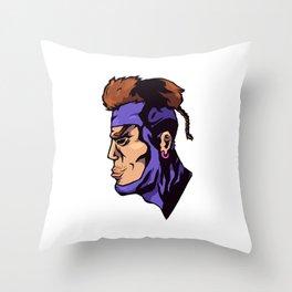 x23 Throw Pillow
