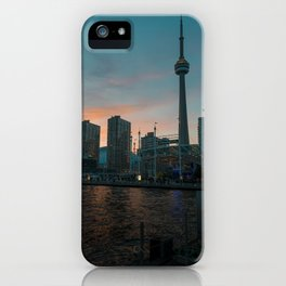 Harbourfront iPhone Case