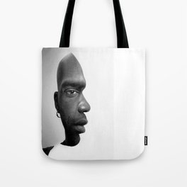 African American Tote Bag