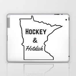 Hockey & Hotdish Laptop & iPad Skin