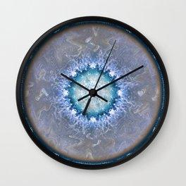 Azur: Promenade de Anglais Wall Clock