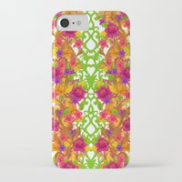 baroque iPhone & iPod Cases featuring Baroque by Aimee St Hill